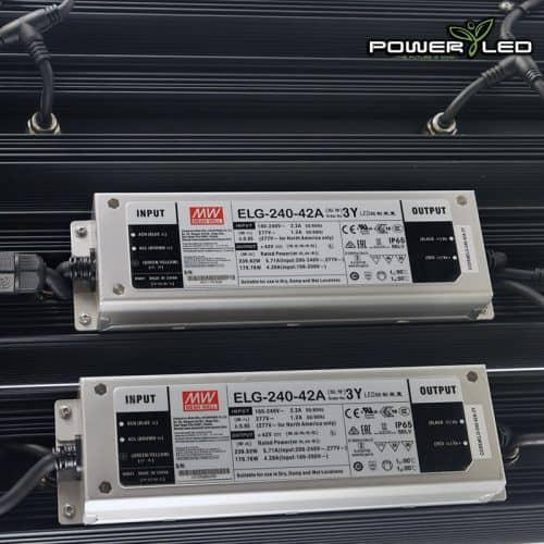 Panel LED 480 for indoor cultivation