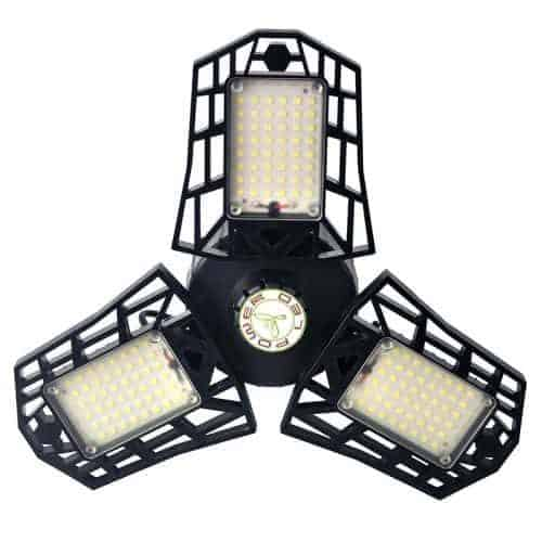 SPIDER LED 60W 3k-6k